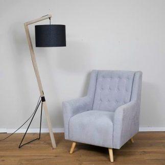 מנורה עומדת – OMBRA שחור