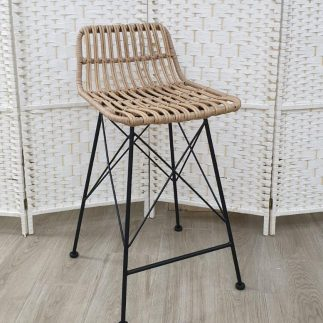 כיסא בר – MARRATANIA טבעי