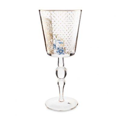 סט 6 כוסות יין - ROYAL GOLD