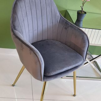 כורסא – NINA אפור