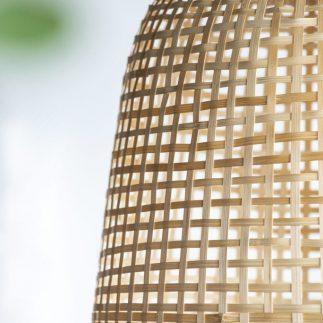 מנורת ראטן – LUNA 3.0