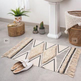 שטיח כותנה  – LALI  בינוני/גדול/ענק