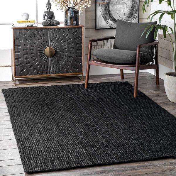 שטיח - ANINA שחור בינוני/גדול/ענק