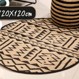 שטיח – BOOG עגול טבעי בינוני/גדול/ענק