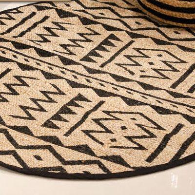 שטיח - BOOG עגול טבעי בינוני/גדול/ענק