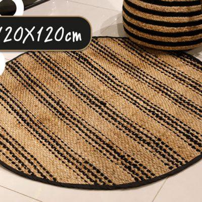 שטיח - BOODY עגול טבעי בינוני/גדול/ענק