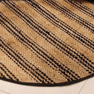 שטיח – BOODY עגול טבעי בינוני/גדול/ענק