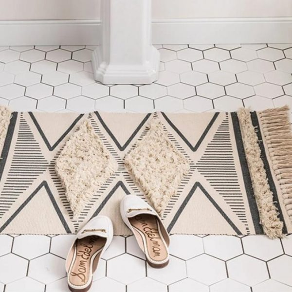 שטיח כותנה  - LALI  בינוני/גדול/ענק