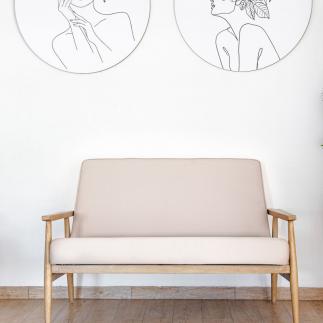 כורסא/ספה זוגית – AHORA