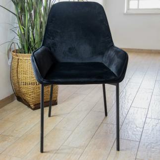 כיסא – POLO שחור