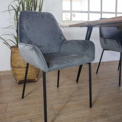 כיסא - POLO אפור