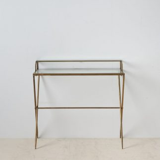 קונסולה / שולחן כתיבה – HOMEWORK זהב