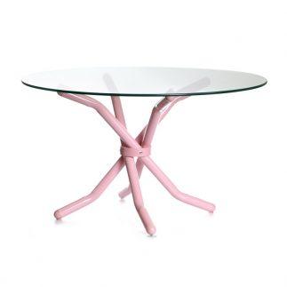 שולחן – OCTOPUS ורוד גדול/קטן/זוג