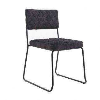 כיסא – KYTO אפור כהה