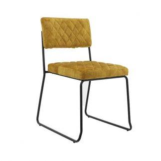 כיסא – KYTO צהוב