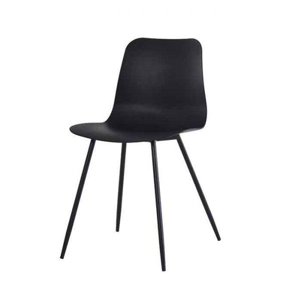 כיסא - NIRO שחור
