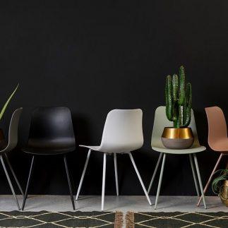 כיסא – NIRO אפור