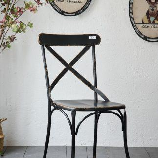 כיסא – ROSTO שחור