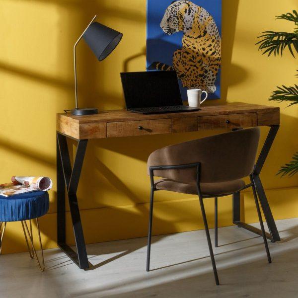 קונסולה / שולחן עבודה - MARLO גדול/קטן