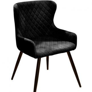 כיסא – ROSO שחור
