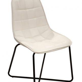 כיסא – BOZ לבן
