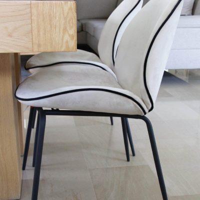 כיסא אוכל - VIVA שמנת
