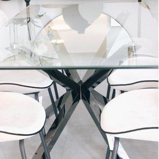 כיסא אוכל – VIVA שמנת