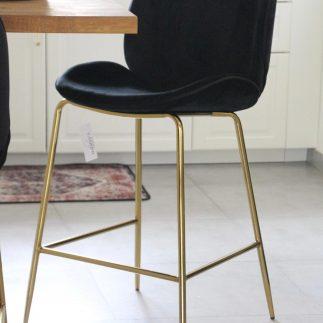 כיסא בר – VIVI שחור