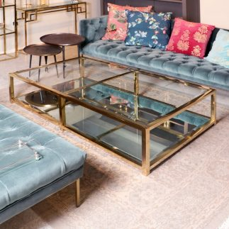 שולחן – SHAQ זהב
