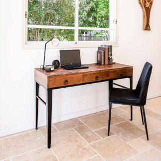 קונסולה/שולחן עבודה – KOKO רגלים שחורות גדול/קטן
