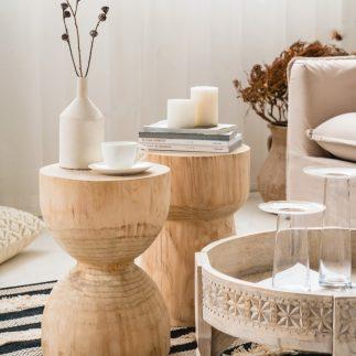 סטול/שולחן צד/שידה לחדר שינה  – YOLO