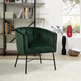 כורסא מעוצבת – YOKO ירוק