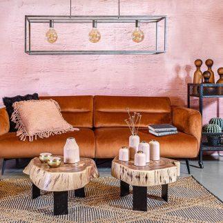 ספה מעוצבת – PEACH