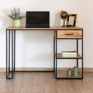 שולחן עבודה בעיצוב תעשייתי – SMART
