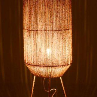 מנורה בסגנון בוהו הורס – CHIKA גדול/קטן