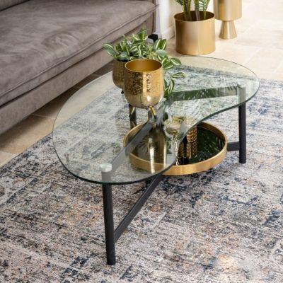 שולחן סלון בעיצוב אמורפי - FLEX