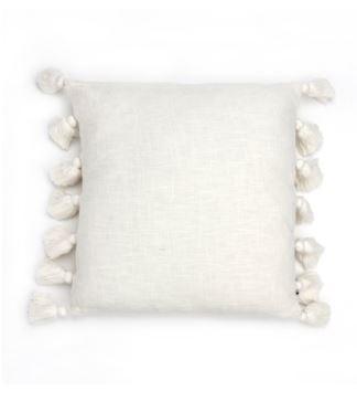 כרית - PONY לבן